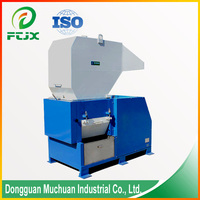 Film pulverizer woven bags plastic bottle crusher