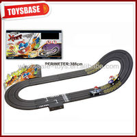 Slot toy racing car,plastic toy