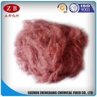 1.4d*38mm pet fiber for non woven cloth