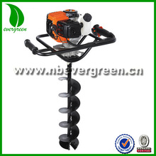 china garden soil drill earth auger post hole digger