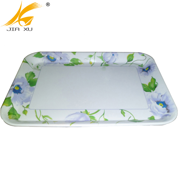 Wholesale china goods square melamine tray hot new products for 2015 usa