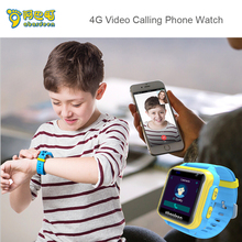 bluetooth sos button wifi phone watch for kids video calling watch