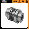mechanical joint flexible types of pump disc shaft coupling chinese supplies