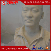 Hollywood movie animation rapid prototype low volume cheap cost 3d printing figures prototype 3d printed services