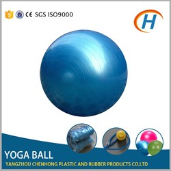 Private label sports equipment 90cm gym ball , exercise gym yoga ball
