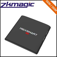 Cheapest Quad Core 4K WiFi Android5.1 D32 VP9/H.265 firmware update for android smart tv box