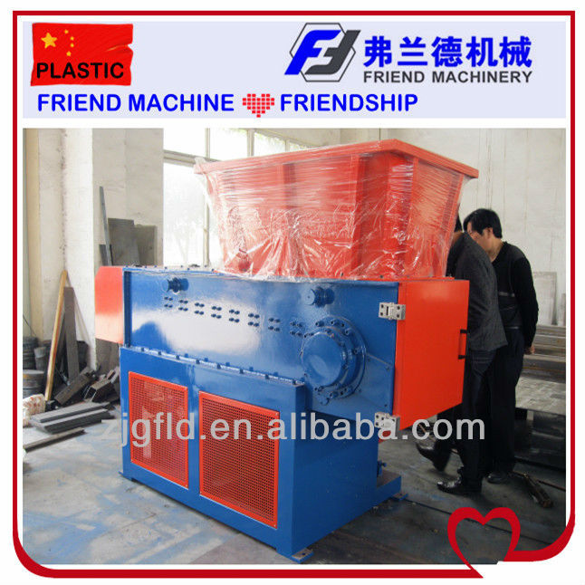 Waste Plastic Film Shredding Machine