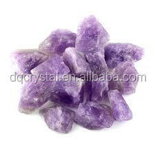 loose gemstone amethyst for wholesale docoration