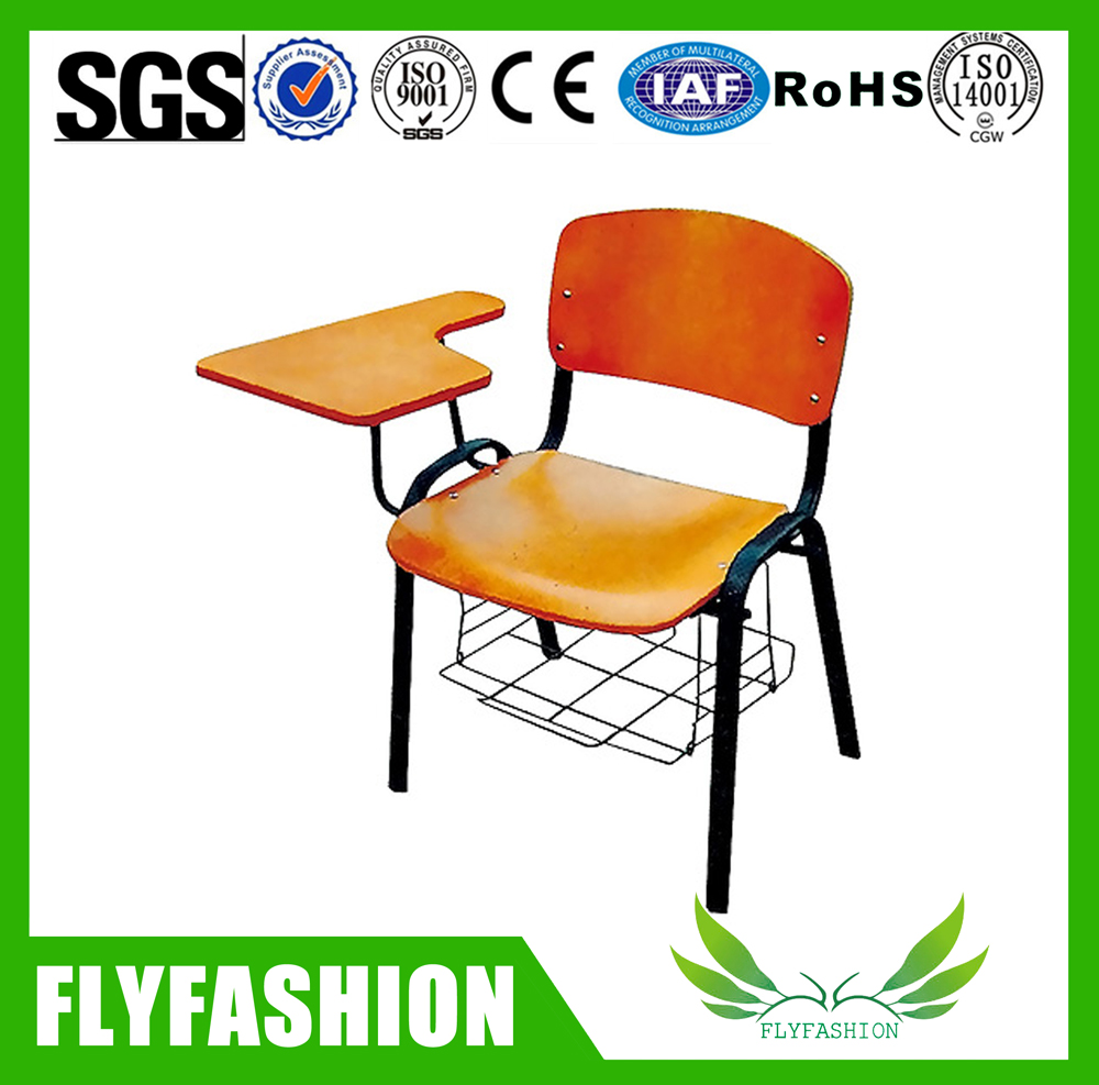 University School Chairs Student Folding Chairs with Tablet Arm SF-13F