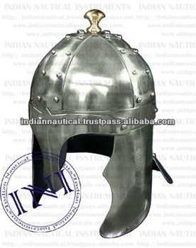 greek corinthian helmet , armour helmet , decorative medieval armour