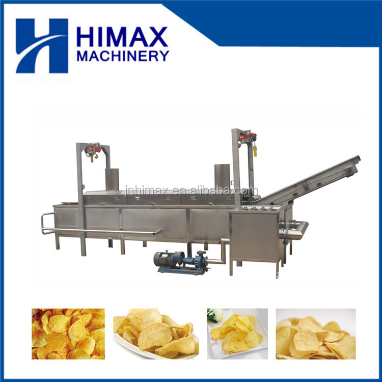 150Kgs capacity potato chips vacuum fryer machine