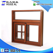 AS2047 CSA Standard China quality supplier double glazing aluminum window with 10 years