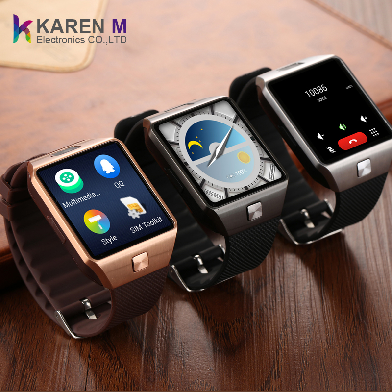 2017 QW09 Android 4.4 Smart Watch Wifi 3g Smart Watch Phone 2mp Camera 4gb ROM Bluetooth 4.0 Android Smart Watch Phone