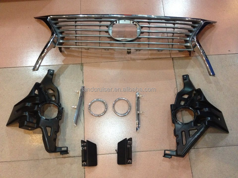 2009 lexus rx350 upgrade to 2014 lexus rx350 look body kit grille bumper
