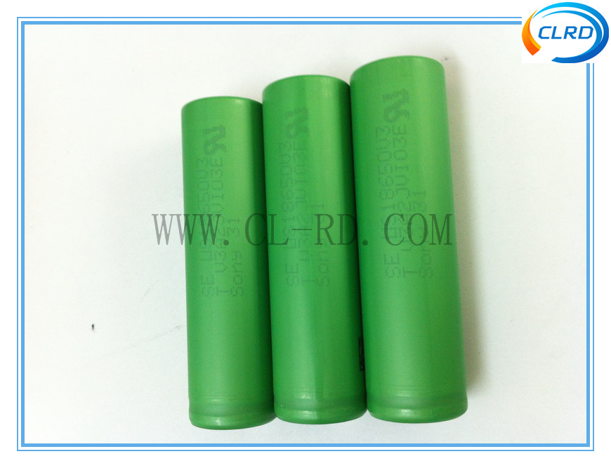 in stock US 18650V3 18650 3.7v 2250mah 10A US18650V2 battery