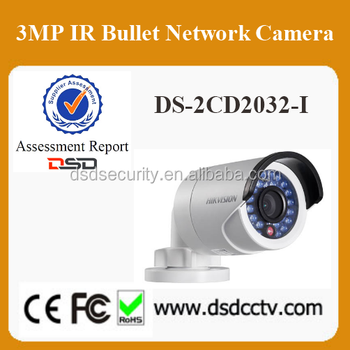 Hikvision 3MP IR Bullet IP Camera DS-2CD2032-I