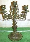 METALLIC CANDLE STANDS buy at best prices on india Arts Palace