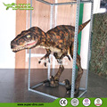 HOT Adult Walking Puppet Raptor Dinosaur Costume