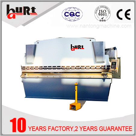 CNC Hydraulic steel plate press brake