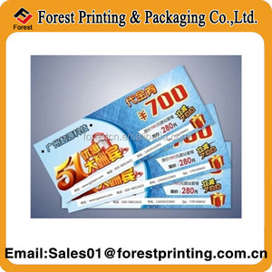 Manufacturer on printing coupons