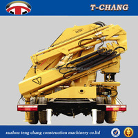 china factory sale SQ10ZA3 swing arm price of mobile crane with ISO9001 certification