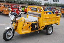 1000W high quality battery powered three wheel electric rickshaw prices/automatic bajaj tuk tuk for sale/closed 3 wheel scooter