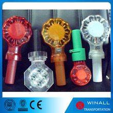 high lightness Road block lamp/road warning light