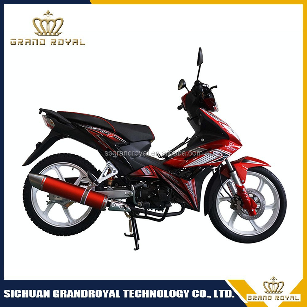 Gold supplier China 110cc Cub 4-stroke engine chinese motorcycle sale NEW CZI 125-III