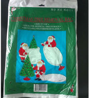 Good Sales OXO-bio-degradabale Christmas tree removal bags