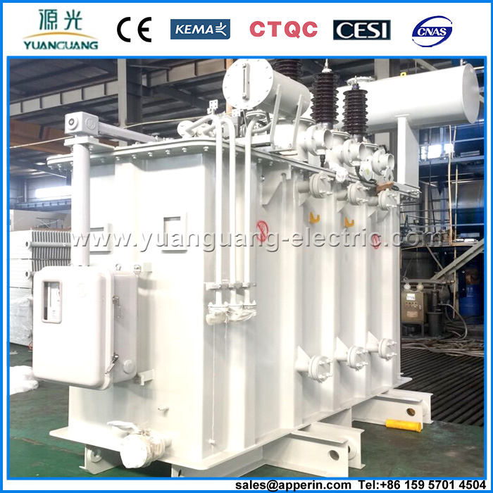 High voltage 33kv 35kv transformers manufactures 3 three phase oil immersed type