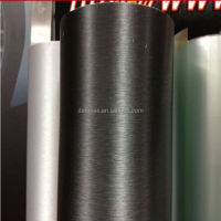 New type brushed carbon vinyl price film for car full body