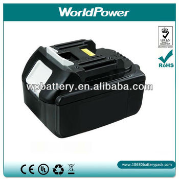 Replacement Makita BL1830 Li-ion Battery