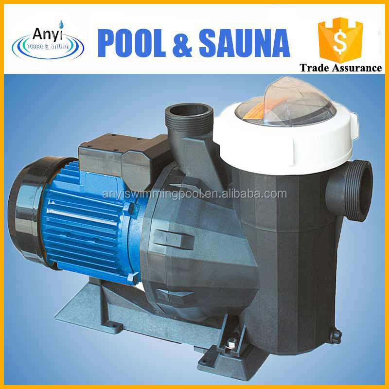 220 volt high pressure submersible underground water pump for swimming pool