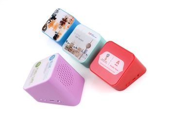 Modern Classic Pink Bluetooth Speakers Home For Phone