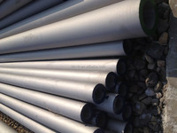 Hot rolled and pickled stainless steel hollow bar in type 304 grade according to ASTM A511
