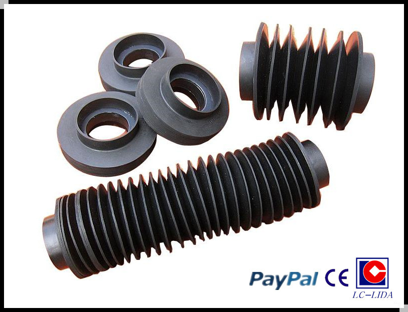 accordion type ball screw bellow cover