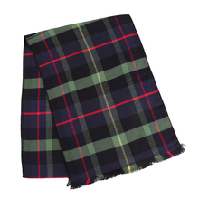 2018 latest design hot sale handmade plaid 100 % polyester scarf