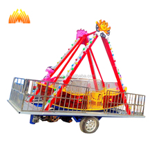 Commercial carnival rides portable pirate ship ride