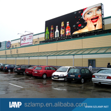 Full color waterproof P8 outdoor led display/led screen panel/led wall screens for advertising
