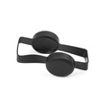 New Arrival High Quality Black Silicone Lens cap for GoPro Fusion 360 Panoramic Action Camera