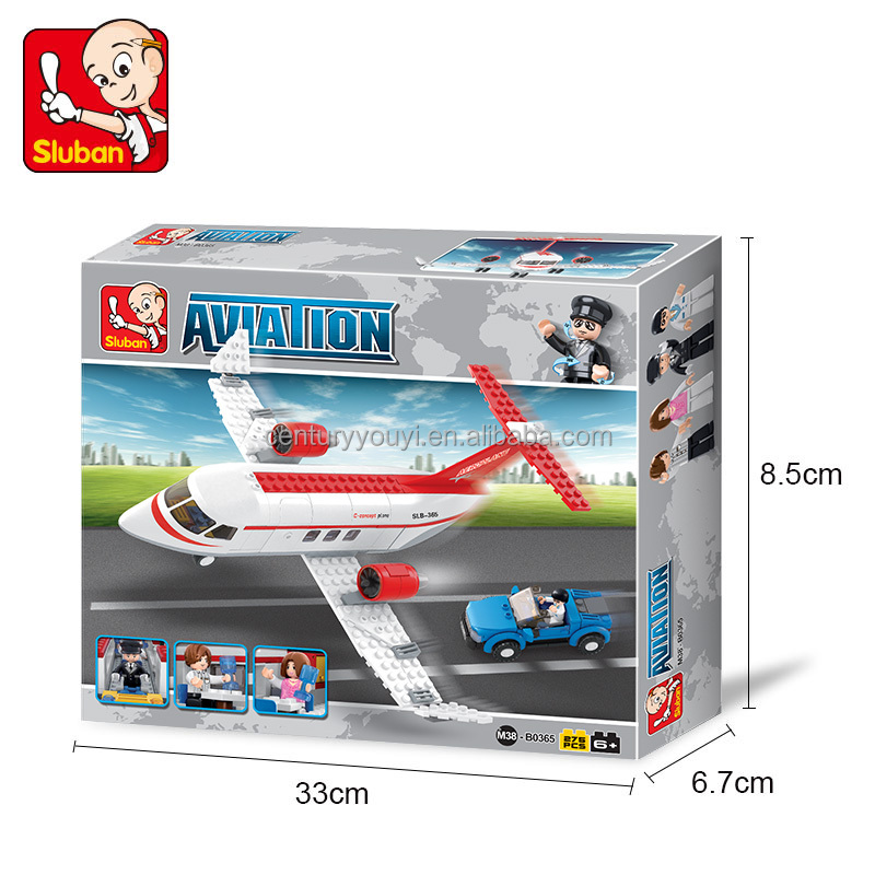 Asia small airplane toy educational toys for kids