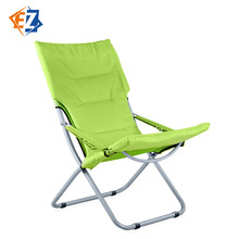 Multi-function Folding Portable Iron Outdoor Folding Moon Chair