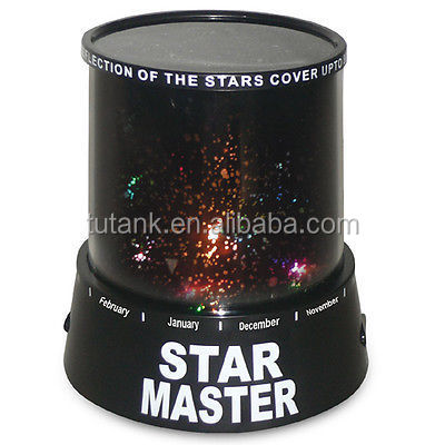 Amazing Star Master LED Sky Cosmos Space Projector