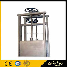 good quality stainless steel folding gate