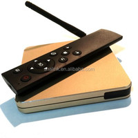 1080p HD TV WiFi Internet Quad Core + Wireless Keyboard arabic tv box