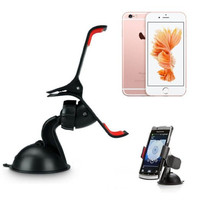 Novelty Mobile Phone Stand 360 Degree Rotating Car Accessories 2016 Windshield Suction Cup Mount Holder
