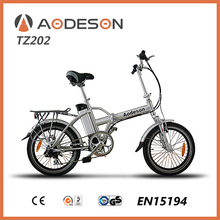 Folding electric bicycle TZ202 which is fit for taking away