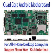 Allwinner Octa core HD Low Consumption ARM Android board