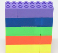 plastic building blocks toys for kids and children