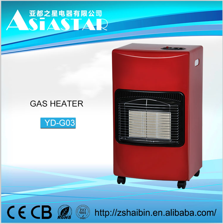 Alibaba china supplier natural gas heaters home use electric and gas heater